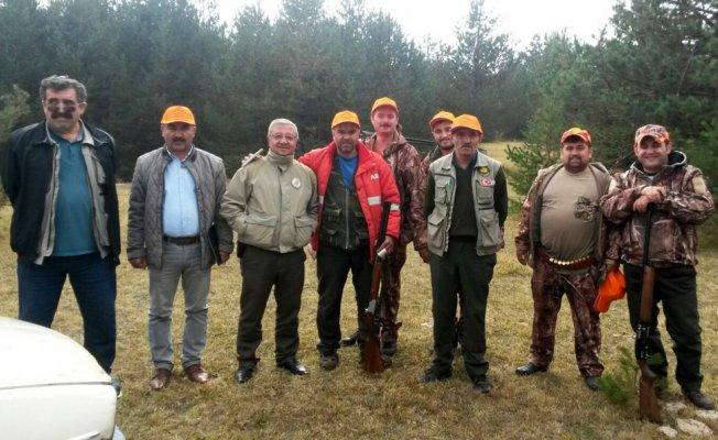 Bozkurt'ta av sezonu başladı