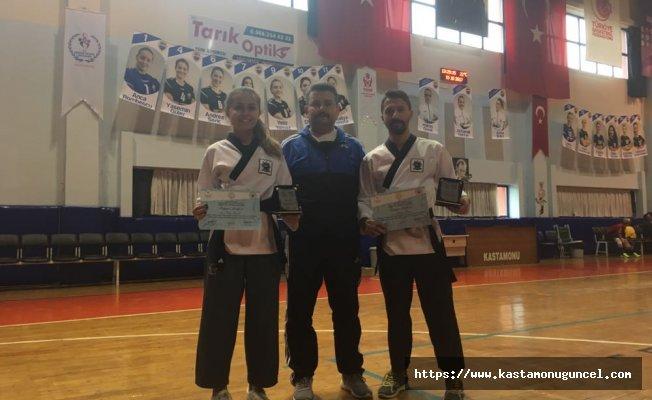 Erişen Spor Kulübü sporcuları ödüllendirildi