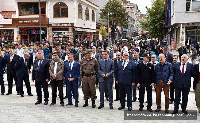 Taşköprü'de Amatör Spor Haftası kutlandı