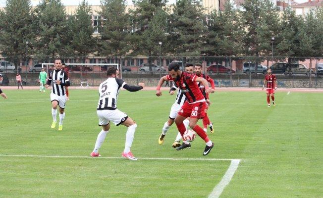 Kastamonuspor 1966: 2 - Etimesgut Belediyespor: 0