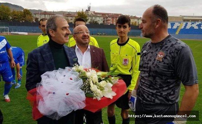 TMVFL Masterler Veteranlar Futbol Ligi başladı