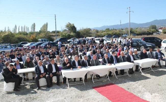Tosya'da 5 milyon solucan ile gübre üretiliyor