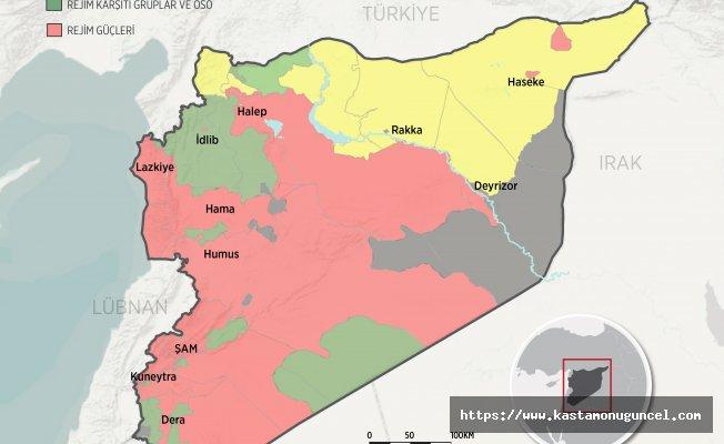 Türk Ordusundan İdlib'de çok boyutlu güvenlik misyonu
