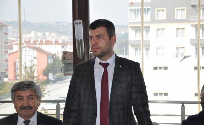 """AK Partili Özdemir; """"Kastamonu yatırımlardan faydalanıyor"""""""