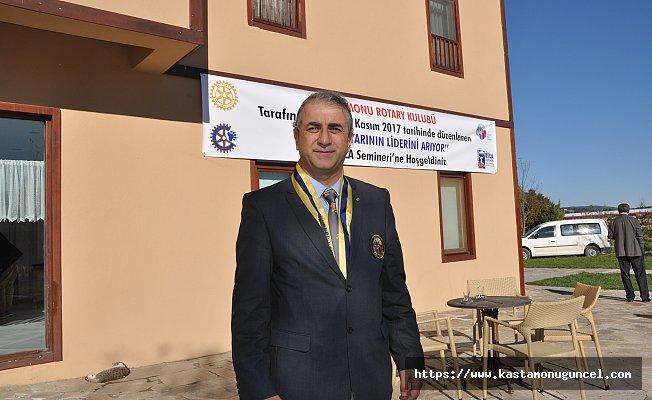 """Engelli öğrenciler """"liderlik"""" için Kastamonu'da buluştu"""