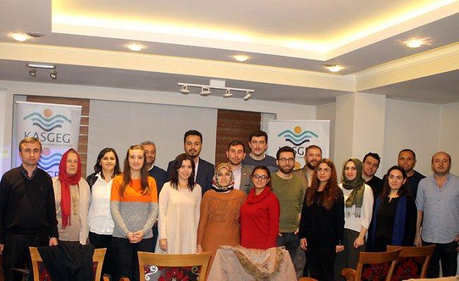 KASGEG ve AKED işbirliği ile proje eğitimi düzenlendi