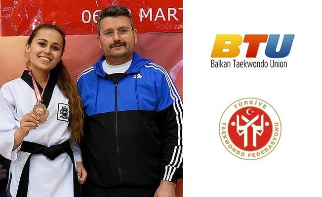 Şengül, Balkan Taekwondo Şampiyonası'na gidiyor!