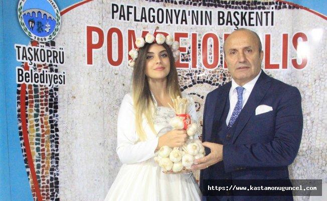 Taşköprü Belediyesi 11. İstanbul Kastamonu Günlerine katıldı