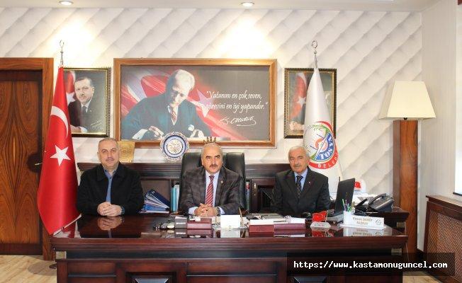 Tosya Belediye Başkan Yardımcılığı'na Mutlu getirildi