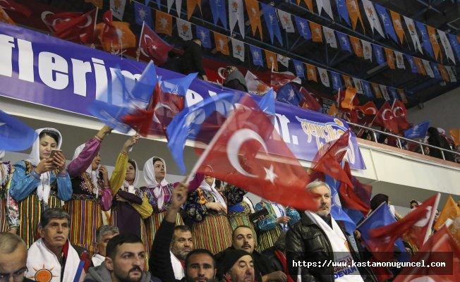 AK Parti Kastamonu 6. Olağan İl Kongresine yoğun ilgi!