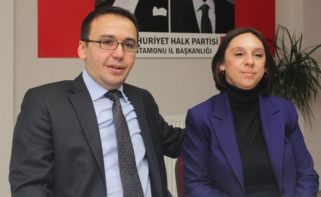 Baltacı, CHP İl Başkanlığına aday oldu