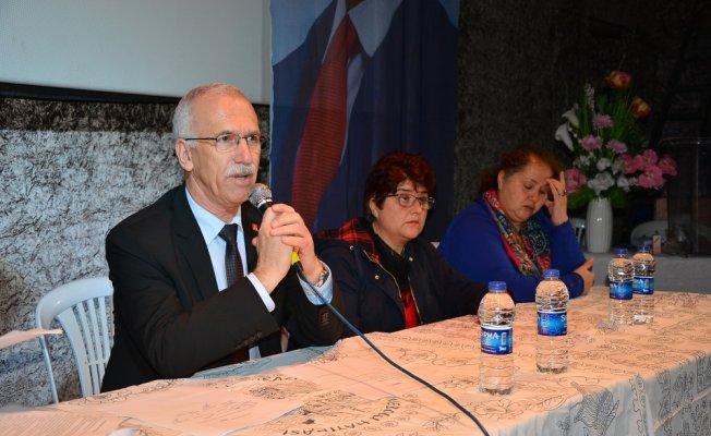 CHP İnebolu İlçe Başkanlığı kongresi
