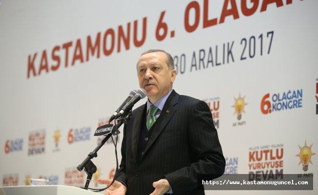 Erdoğan, CHP lideri Kılıçdaroğlu'na yüklendi