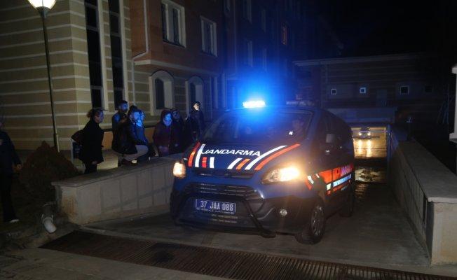 Esrarengiz yangın olayında 2 tutuklama!