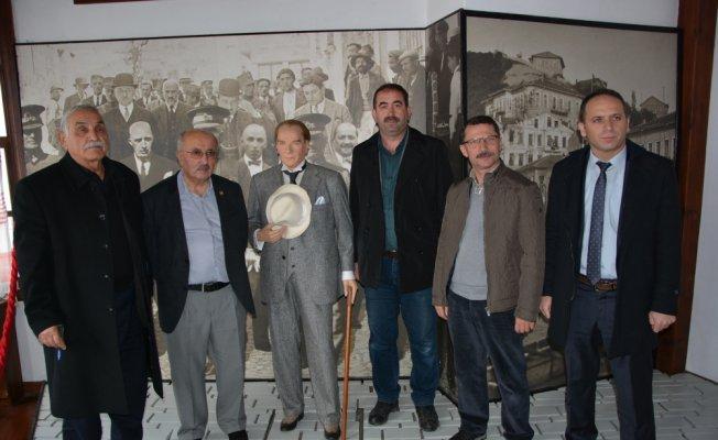İnebolu Türk Ocağı'nda müze çalışmaları