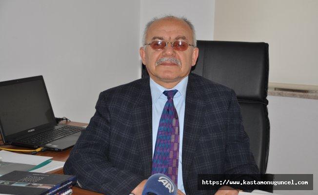 """Kastamonu'da """"Türk Dünyası Kültür Başkenti"""" olma mutluluğu"""