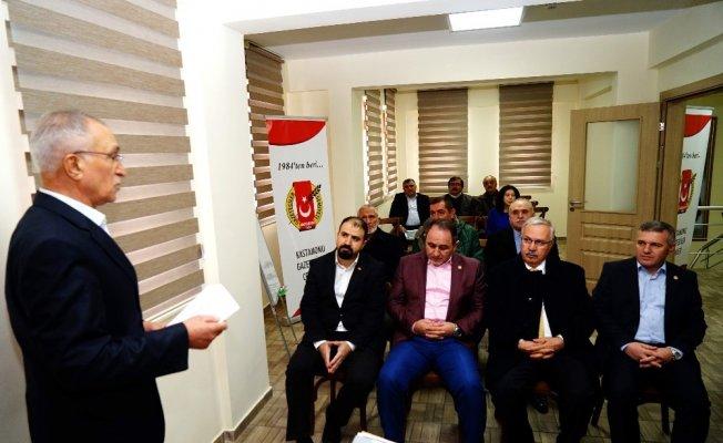 Şeyh Şabanı Veli Kültür Yolu Rotası için Başbakanlık Tanıtma Fonuna müracaat edildi