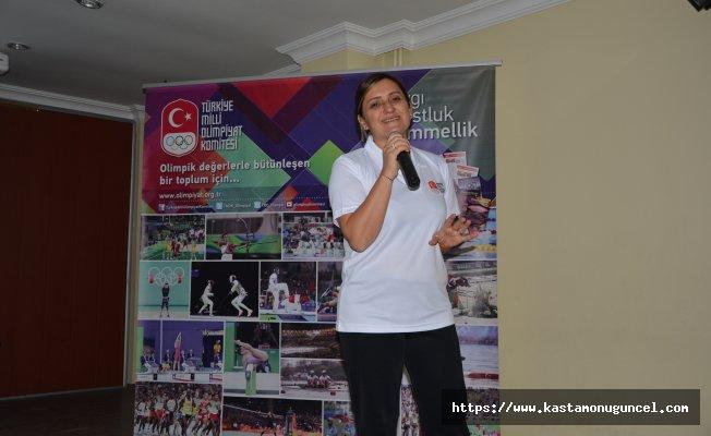 Spor Kültürü ve Olimpik Eğitim Projesi