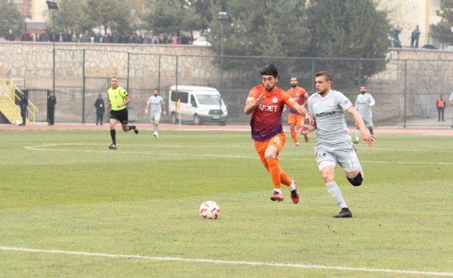Kastamonuspor 1966: 0 - Afjet Afyonspor: 0