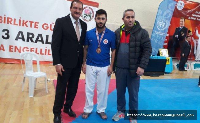 Taekwondo Akademi'den bir büyük başarı daha!