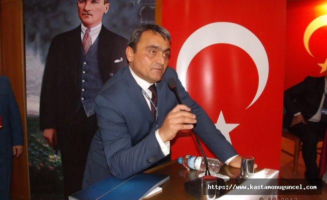 Türk Büro-Sen Kastamonu Şubesinde Kahvecioğlu dönemi