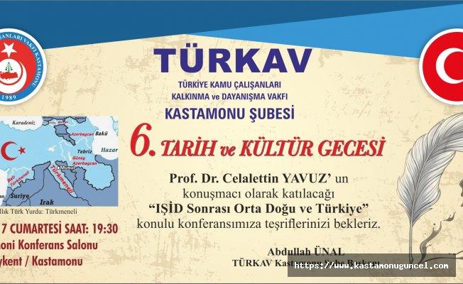 TÜRKAV, Türkiye'nin güvenliğini ve geleceğini konuşuyor