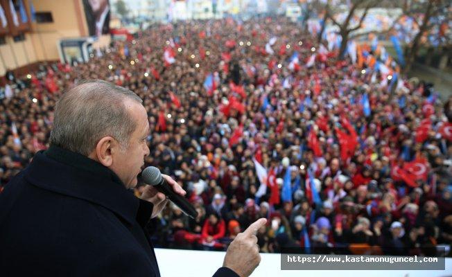 """""""Türkiye Cumhuriyeti devletinden başka bir devlet tanımıyoruz"""""""