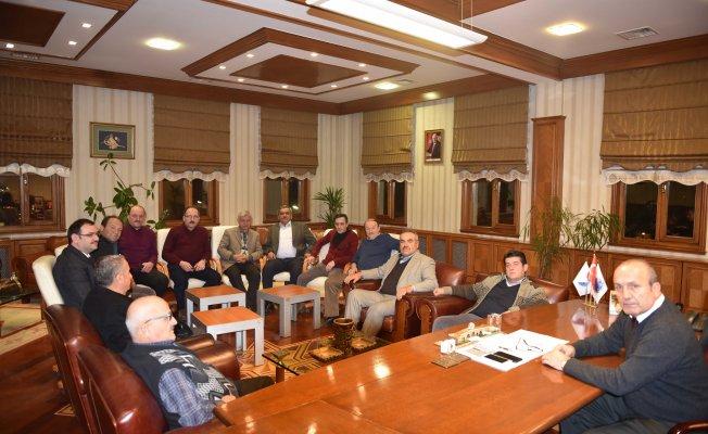 Başkan Arslan, Mahalle Muhtarlarıyla bir araya geldi