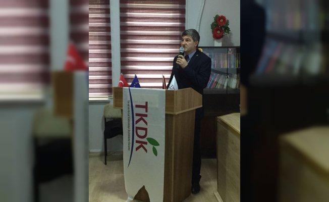 Hanönü'nde TKDK toplantısı