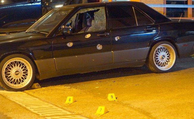 Uzman çavuşu vuran silahlı saldırgan yakalandı