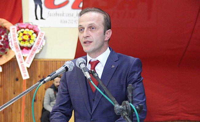 Kurtcu'dan İYİ Parti İl Başkanı Engin'e tepki!