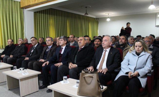 TKDK Tosya'da bilgilendirme toplantısı düzenlendi