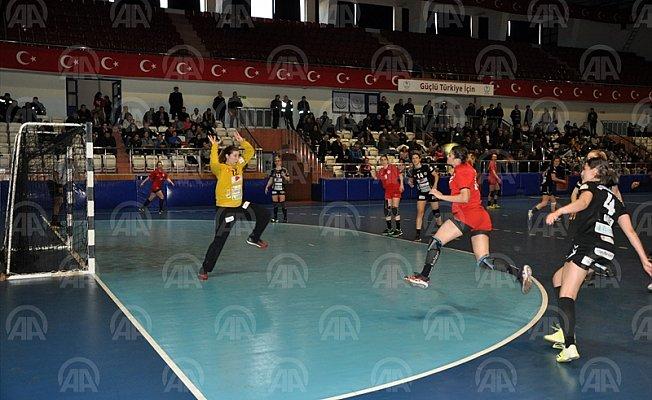 Hentbol Kadınlar Türkiye Kupası