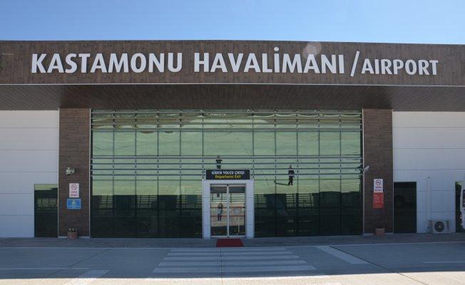 Kastamonu Havalimanı Ocak ayı istatistikleri açıklandı