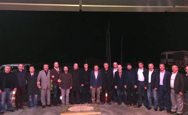 MHP'li il ve ilçe başkanları kampa katılıyor