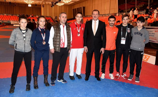 Taekwondo Akademi'den Uluslararası başarı!