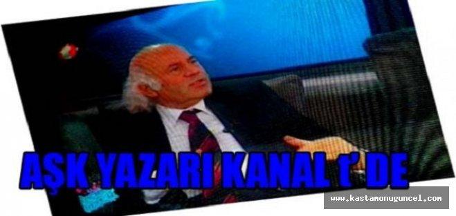Aşk Yazarı Kanal t' de