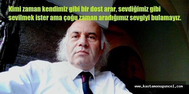 """Aşk Yazarımız Mustafa Çifci """"Kanal t"""" ekranlarında"""