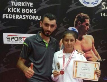 Asuman Çığlıoğlu Dünya Şampiyonasına Gidecek