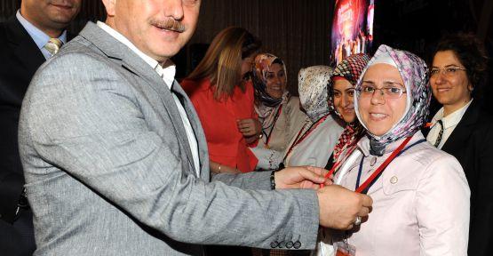 Bağcılar'da altın ödüllü yemek yarışması